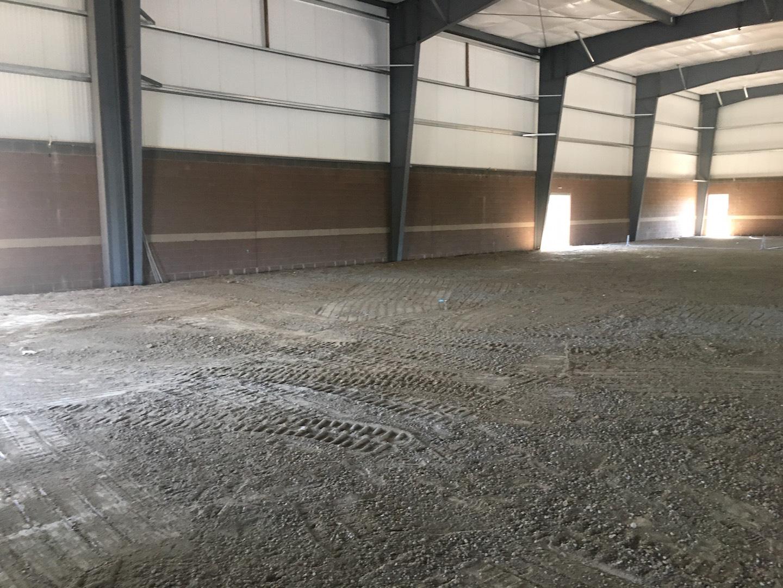 08 2017 Interior Dirt Floor Stepperettes  U2013 R A